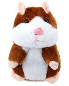 Hamster en Peluche qui répète